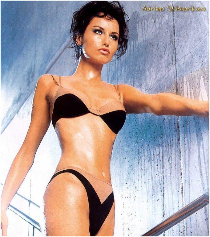 Models Unlimited Adriana Sklenarikova